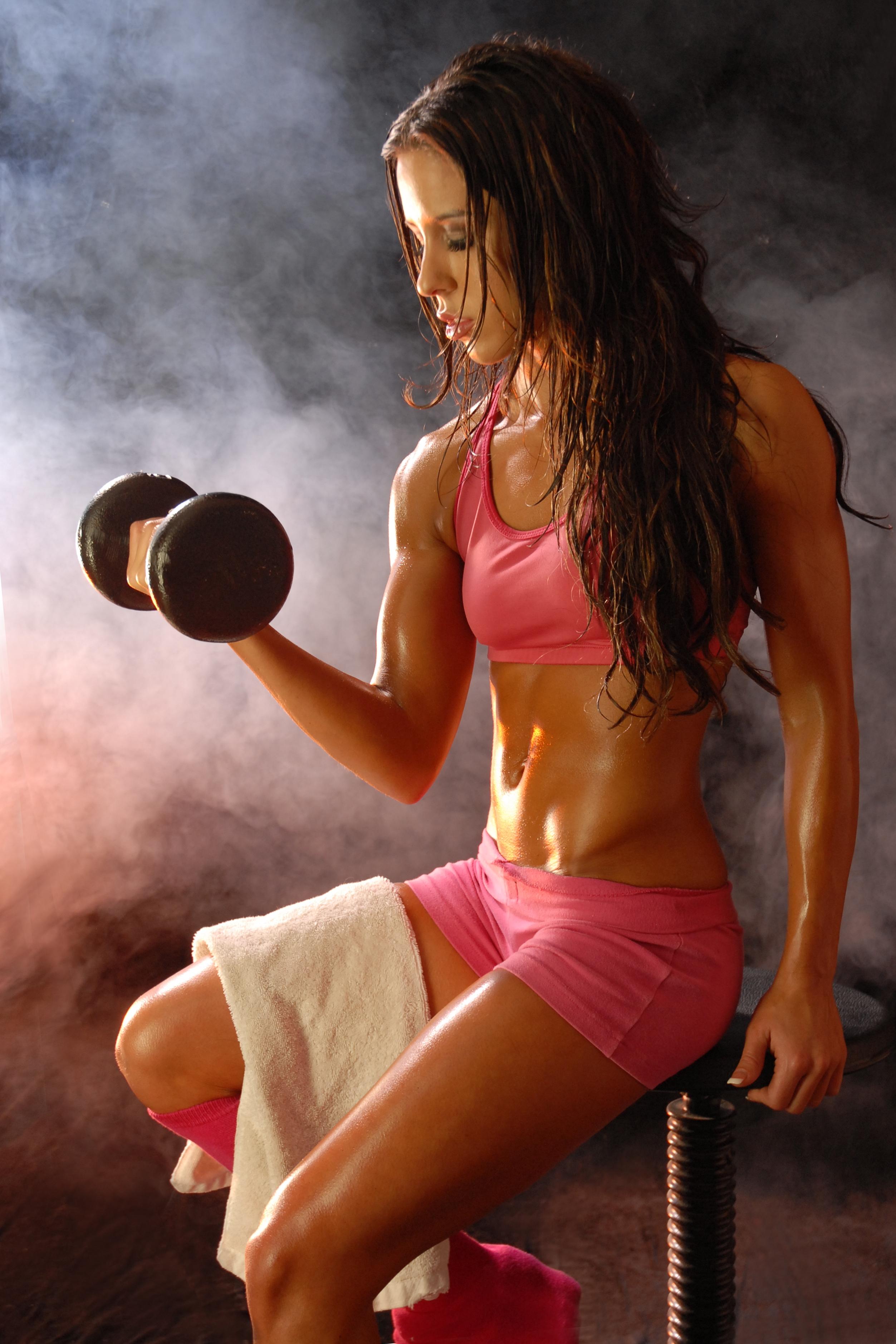 hot fitness modeling
