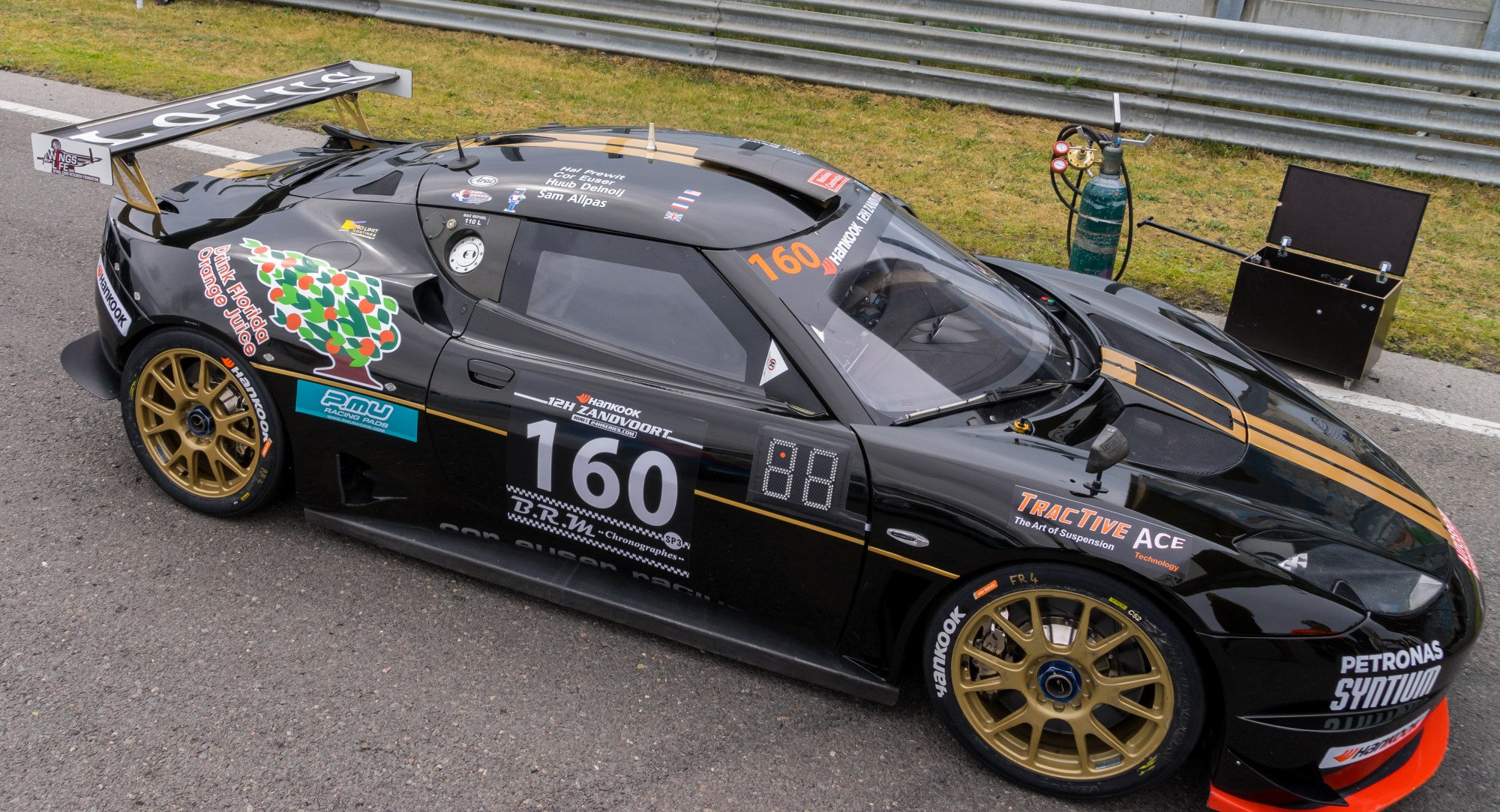 hight resolution of cor euser racing lotus evora gt4 at the 2015 12 hours of zandvoort
