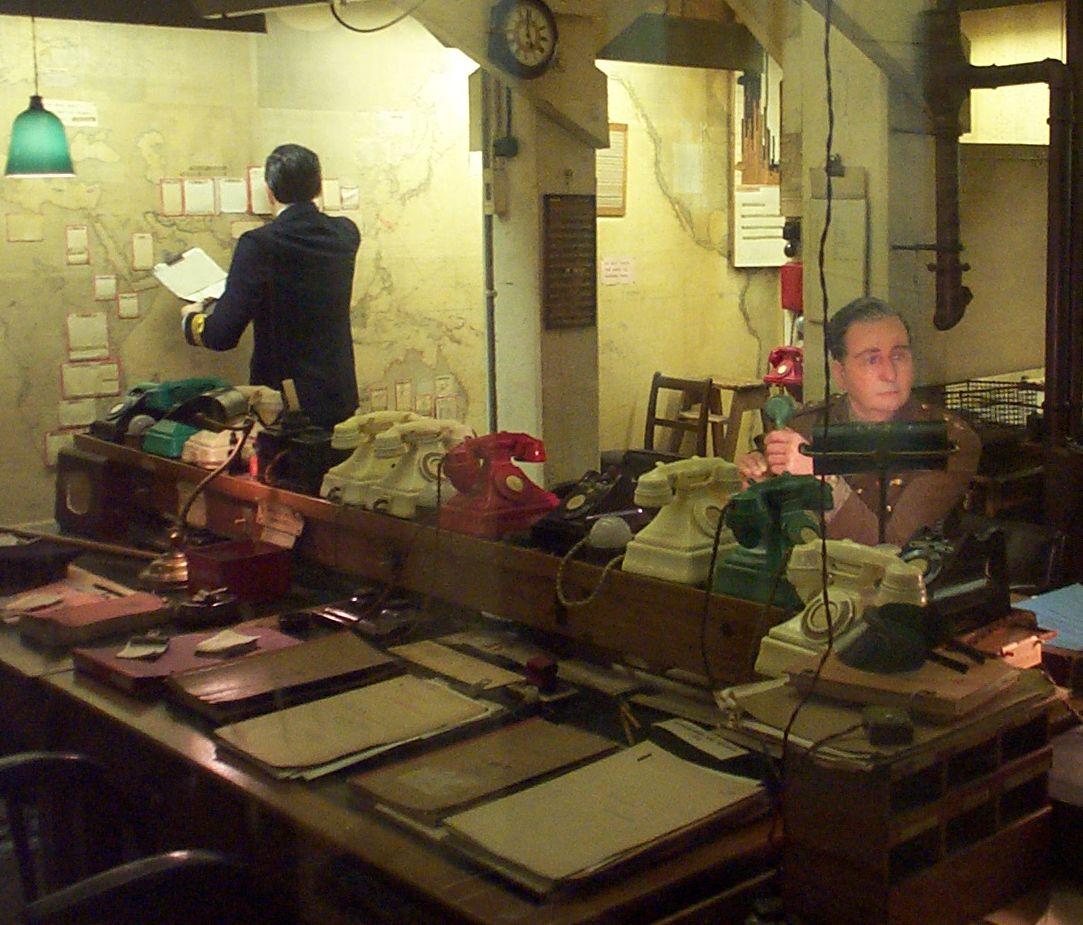 Churchill War Rooms  Wikipedia