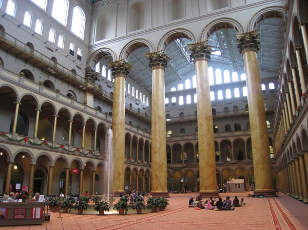 National Building Museum Washington DC