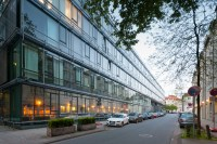 File:Nord-LB office building Bleichenstrasse facade ...