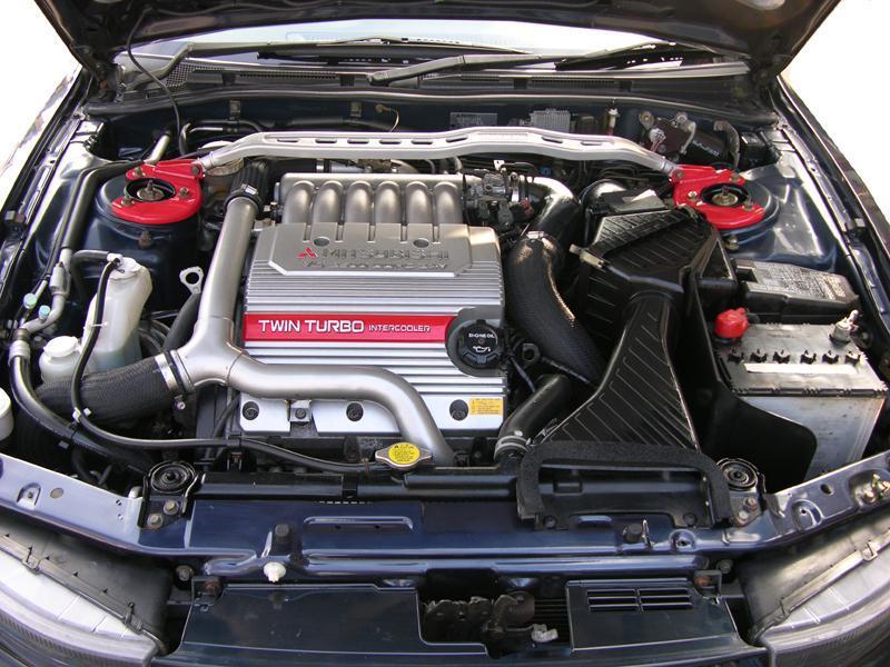 Eclipse 1998 Dr Gst Gst Mitsubishi Turbo 1998 2 Eclipse Mitsubishi