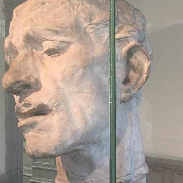File Wiki Loves Art Belgium In 2016 - Museum Of Fine Arts Ghent Auguste Rodin Head Pierre