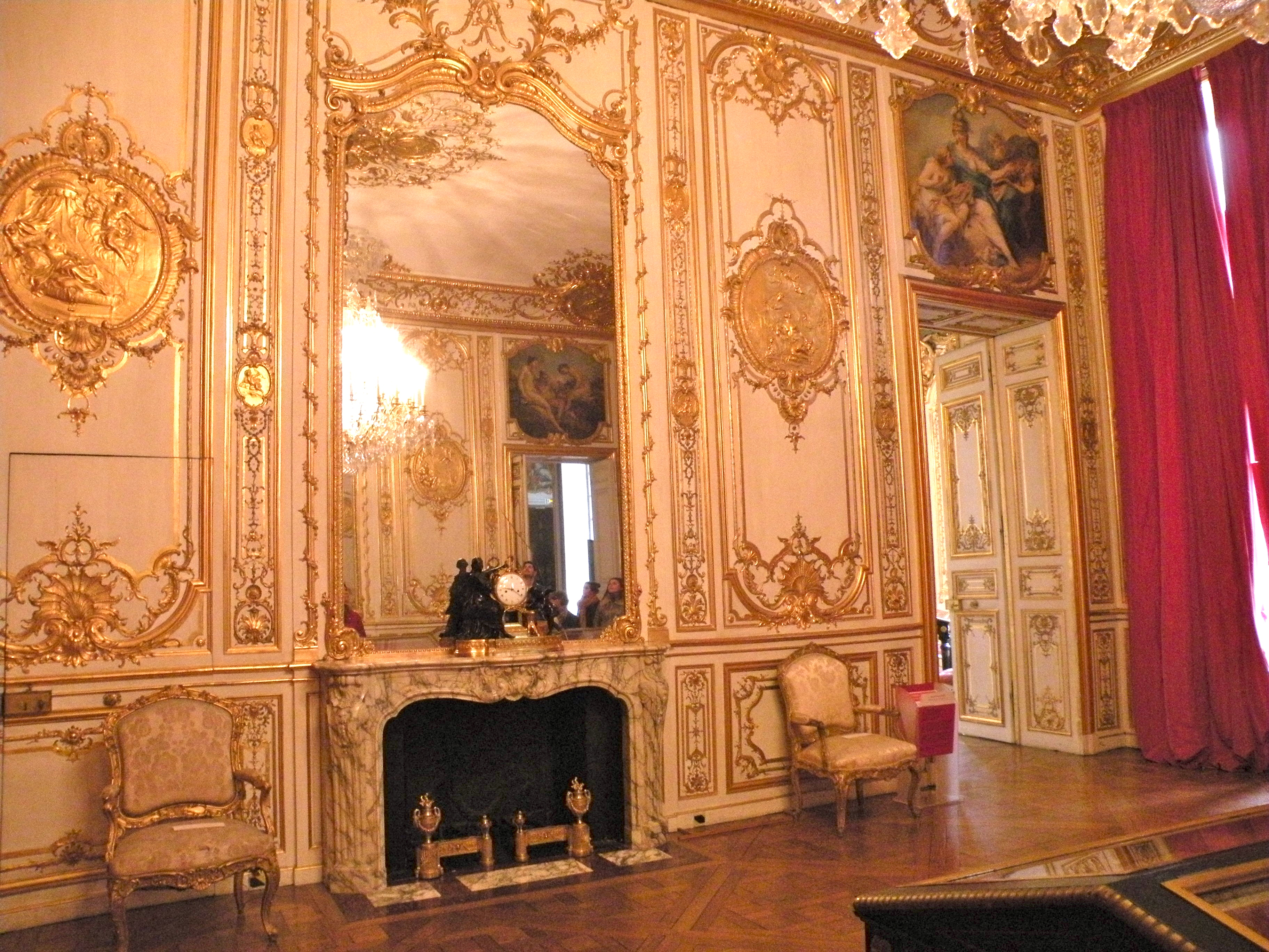 FileHotel de Soubise  Grande chambre de la princesse 3JPG  Wikimedia Commons