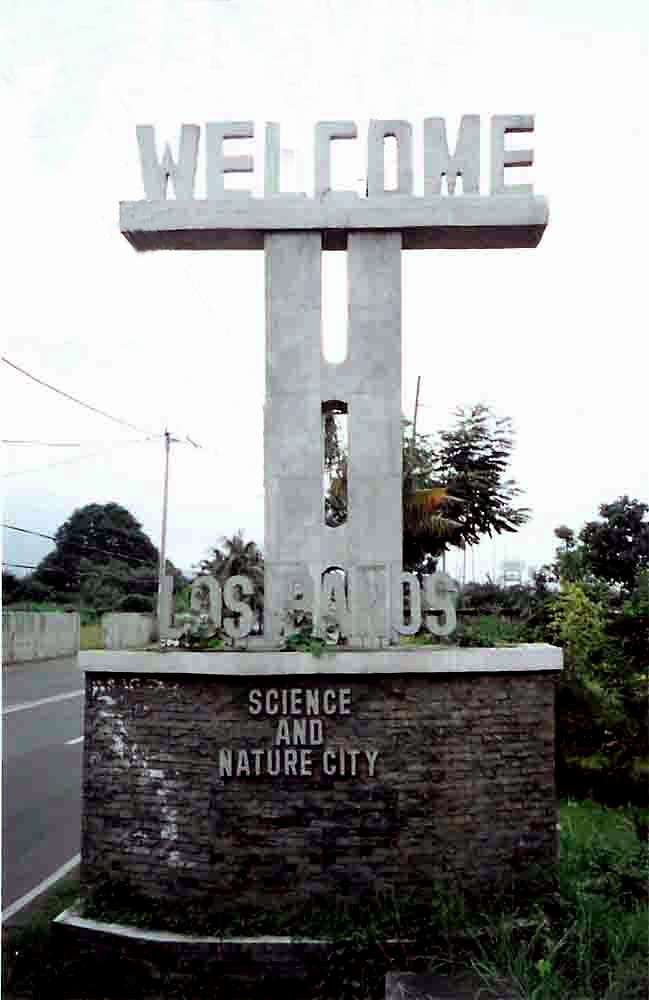 Los Baños, Laguna  Wikipedia, Ti Nawaya Nga Ensiklopedia