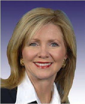 Marsha Blackburn, member of the United States ...