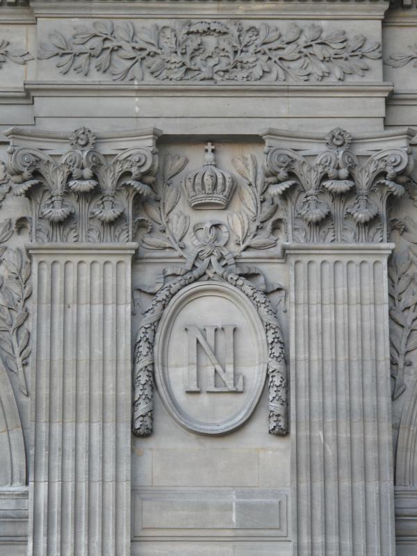 File Monogram Napoleon Iii Pavillon De