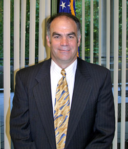 Myers as Director of USGS, 2006