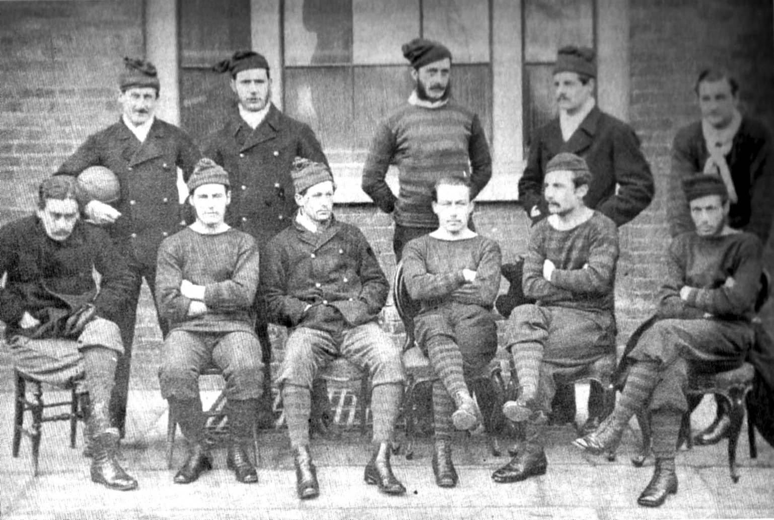 1872 Fa Cup Final Wikipedia