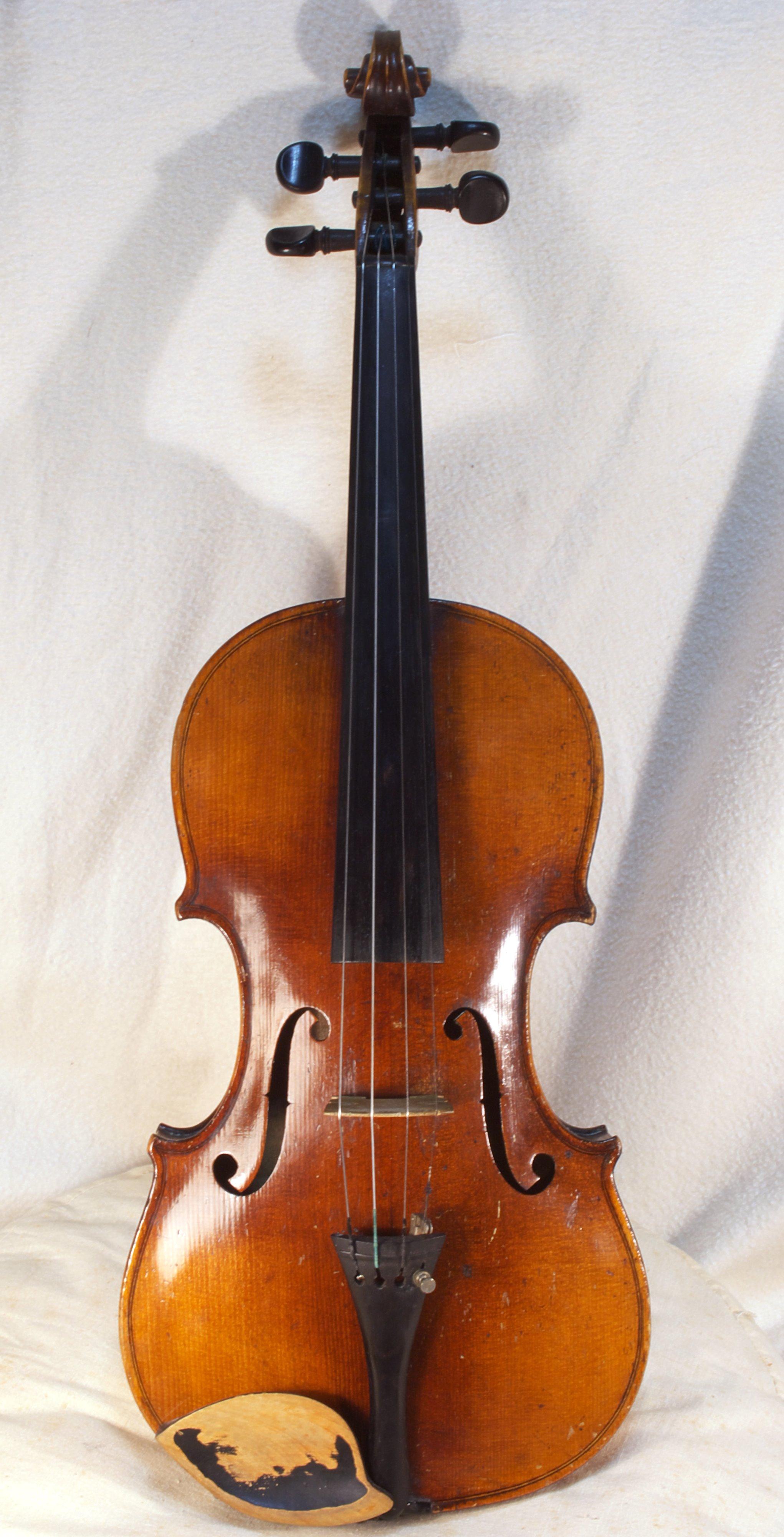 Violin by MATANAO (Wikimedia Commons)