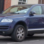 File 2005 Volkswagen Touareg V6 Sport Automatic 3 2 Jpg Wikimedia Commons