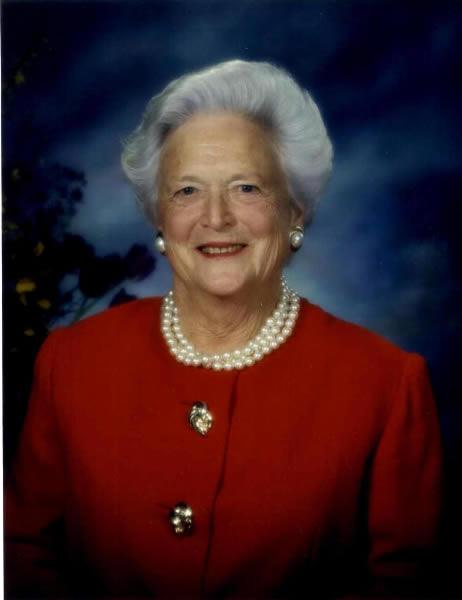 Barbara Bush Wikipedia