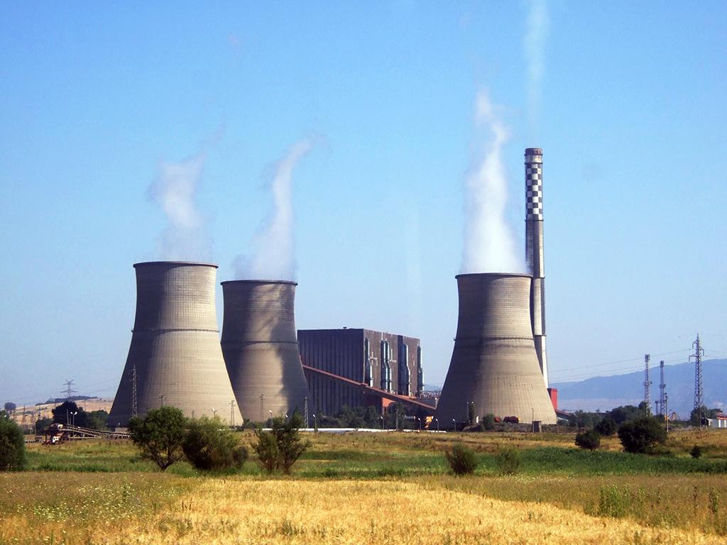 hight resolution of power generation steam power