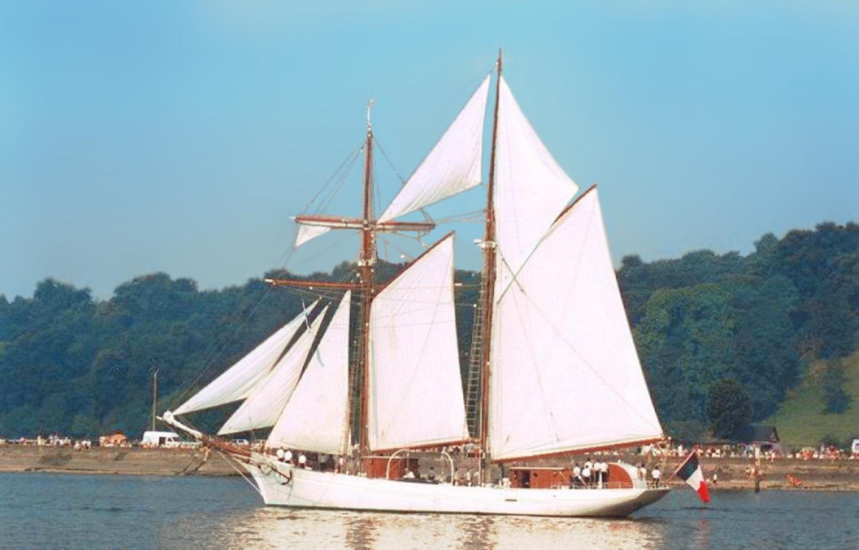 Etoile voilier armada rouen