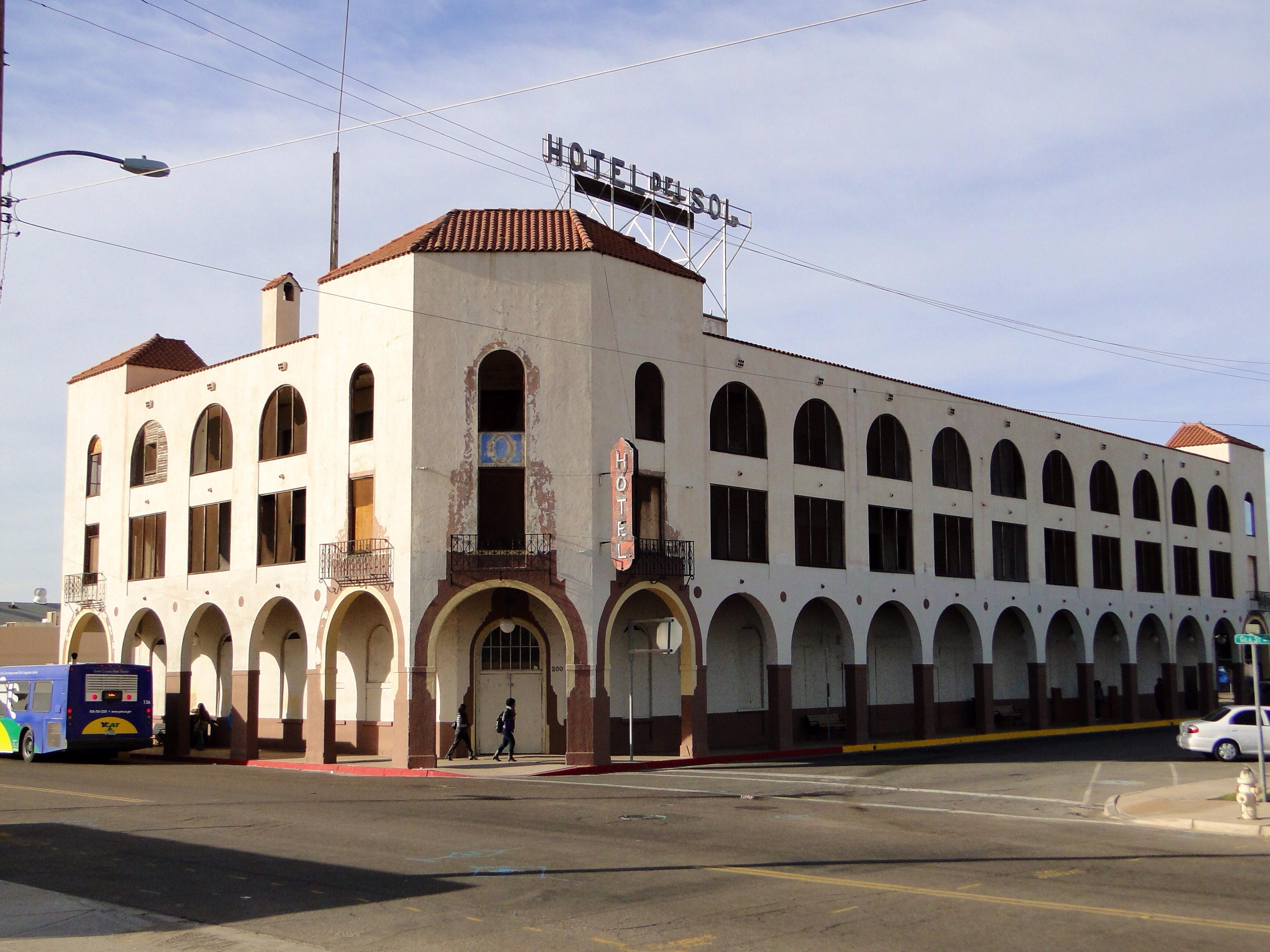 FileHotel del Ming  Hotel del Sol Yuma AZjpg