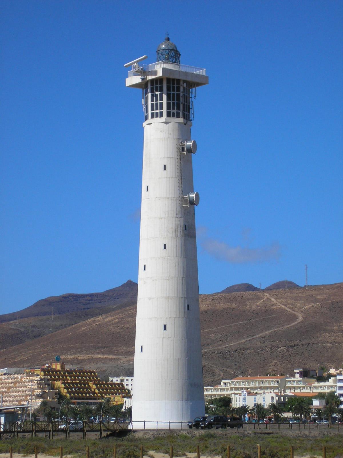 Faro de Morro Jable  Wikipedia la enciclopedia libre