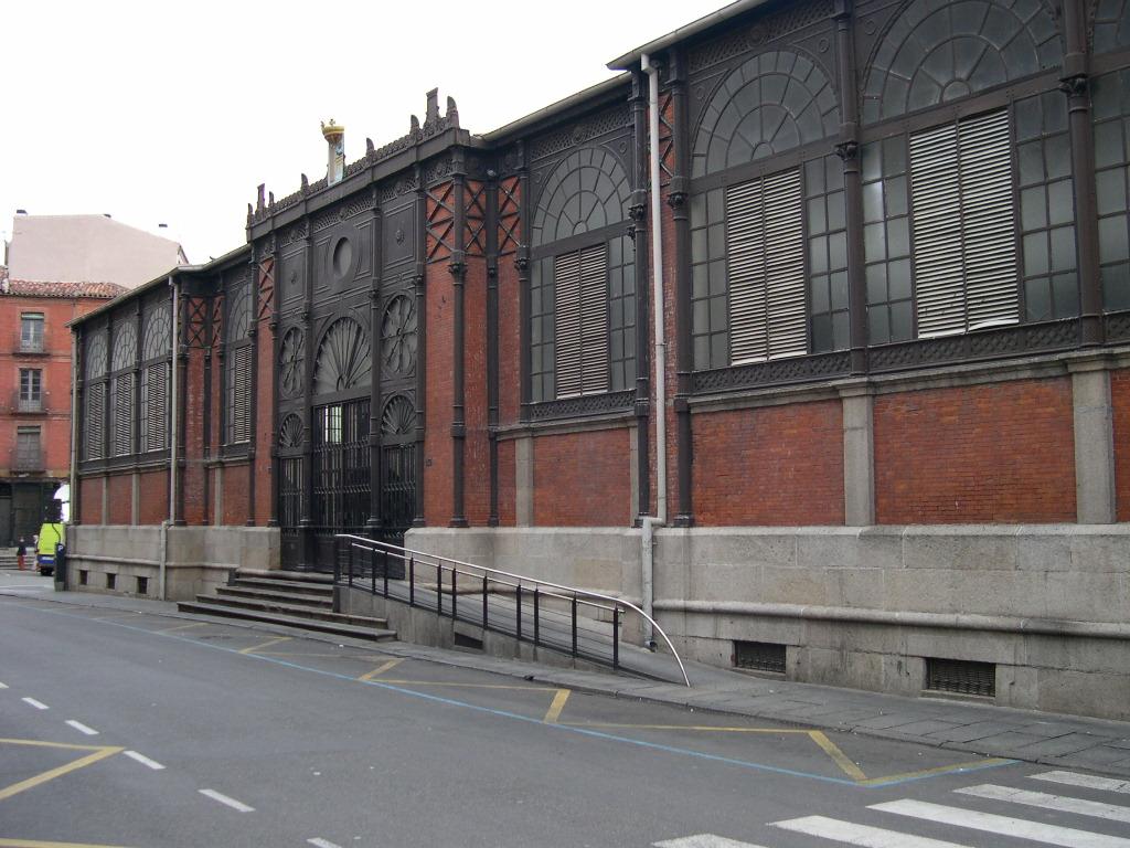 Mercado Central de Salamanca  Wikipedia la enciclopedia