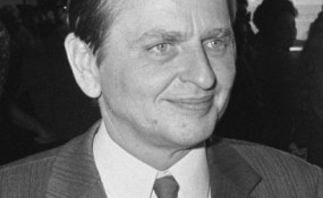 Olof Palme Wikipedia
