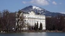 Schloss Leopoldskron Sound of Music