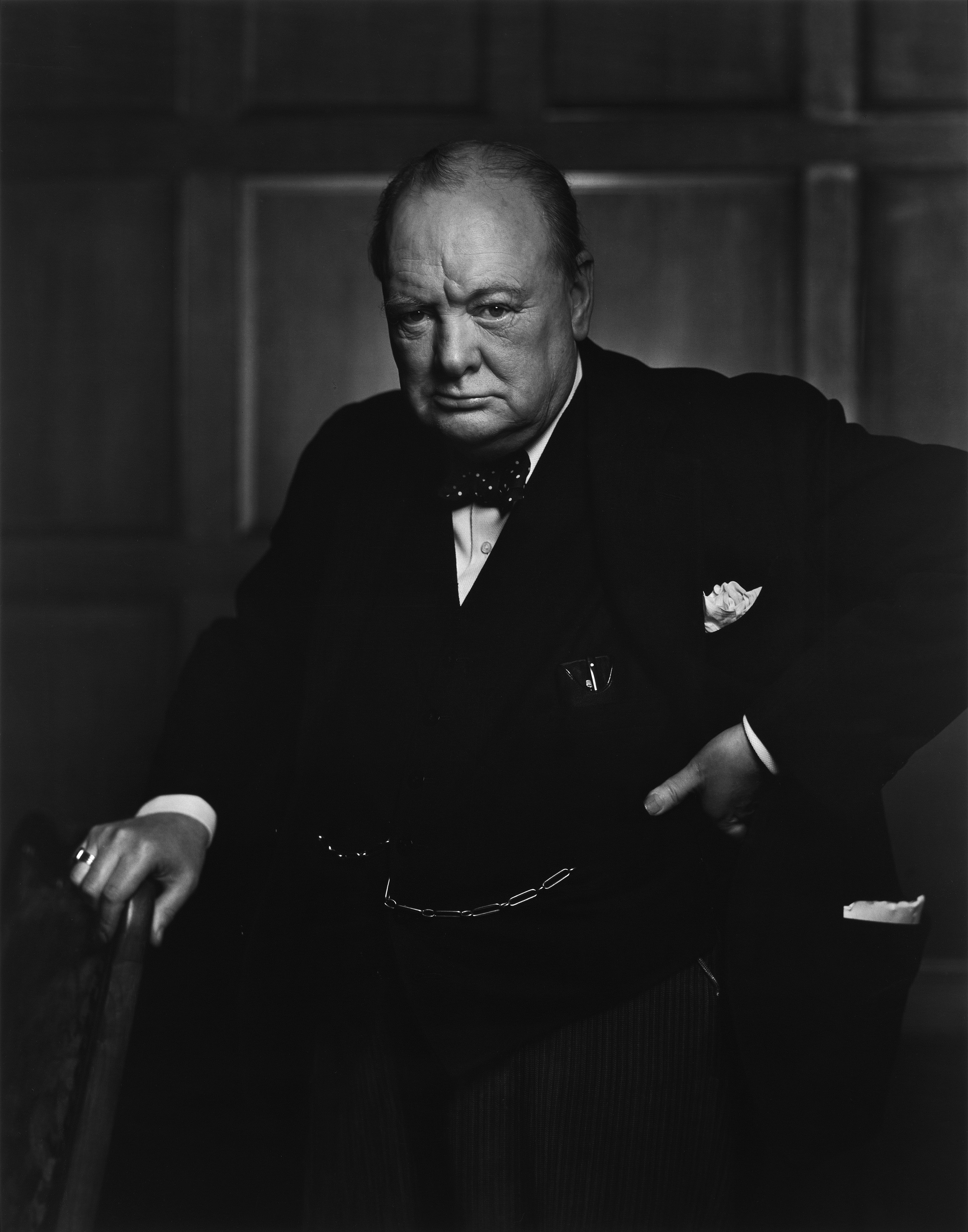 Winston Churchill Painting By Sutherland : winston, churchill, painting, sutherland, Roaring, Wikipedia
