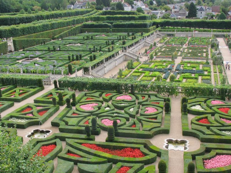 Villandry-Gardens