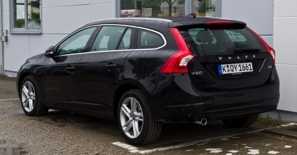 Volvo V60 Wiki - Year of Clean Water