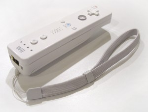 Nintendo Wii Remote (Source: Wikipedia)