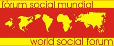 English: World Social Forum logo (unofficial)