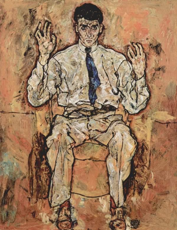 File Egon Schiele - Wikimedia Commons
