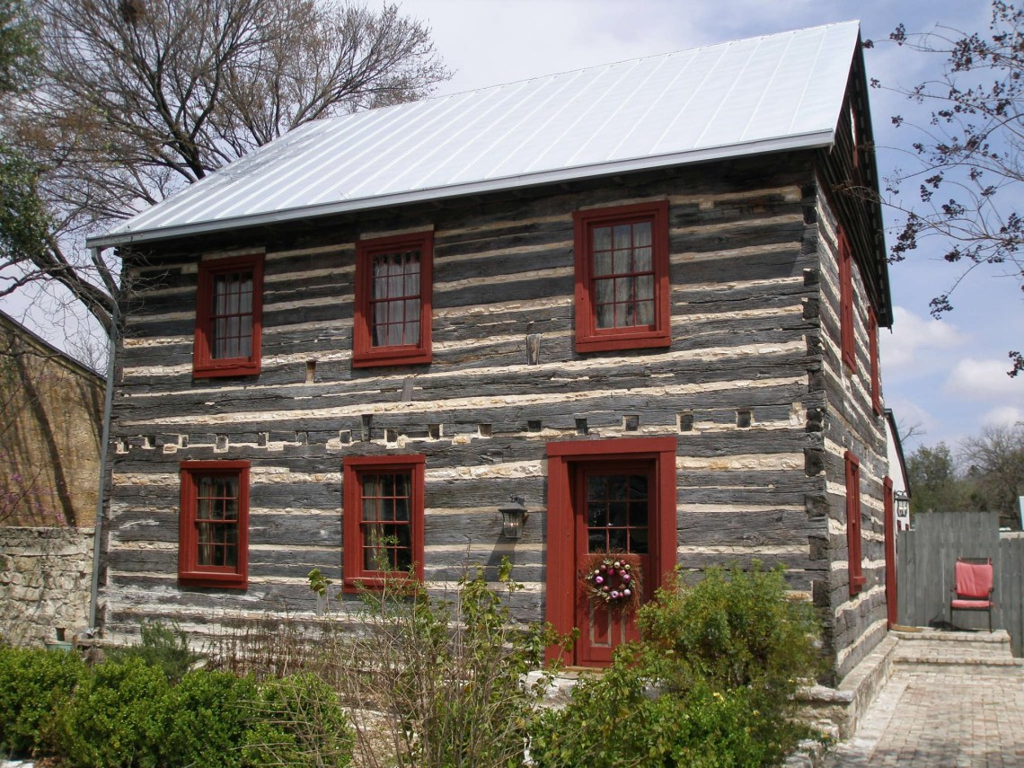 Farmhouse History