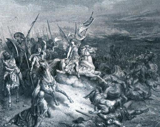 Jehudas victory