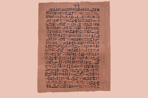 Papyrus Ebers 2