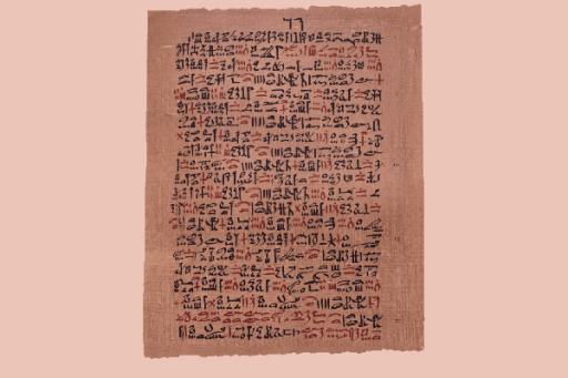 Papyrus Ebers 2