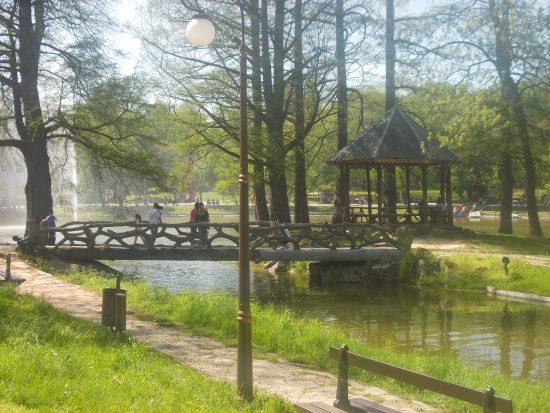 Romanescu Park in Craiova - Private car tour of Wallachia   Romania vacation