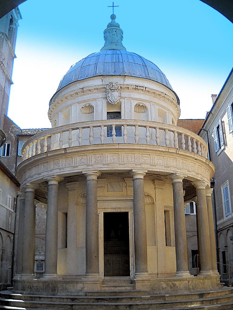 Renaissance Architecture Buildings