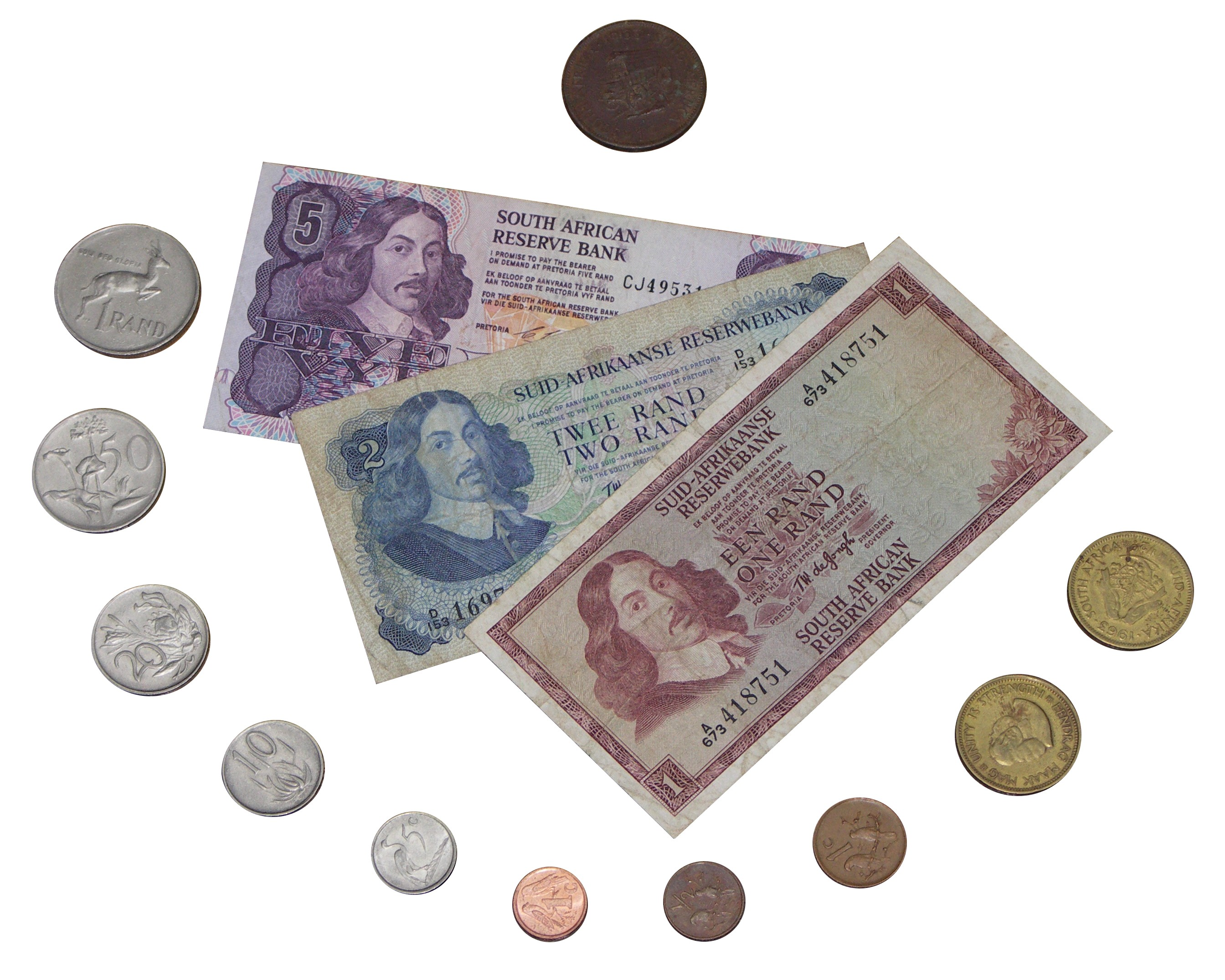 File South Africa Money Old01