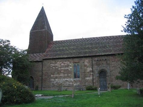 St Michael's Church, Knighton-on-Teme