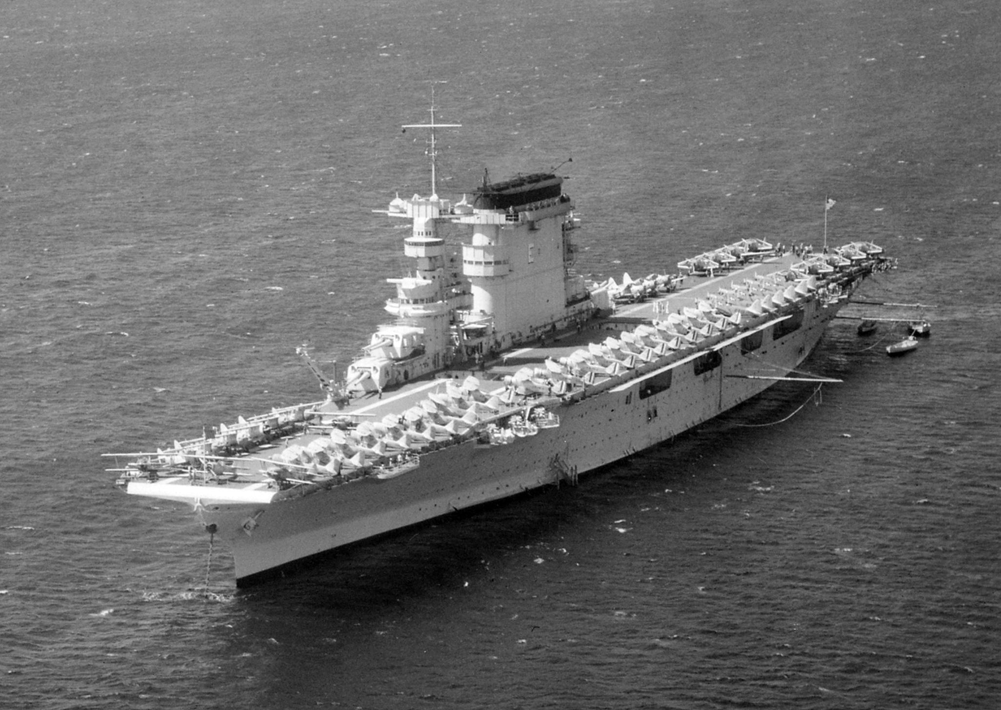 USS Lexington in 1938.  Image courtesy of Wikipedia.