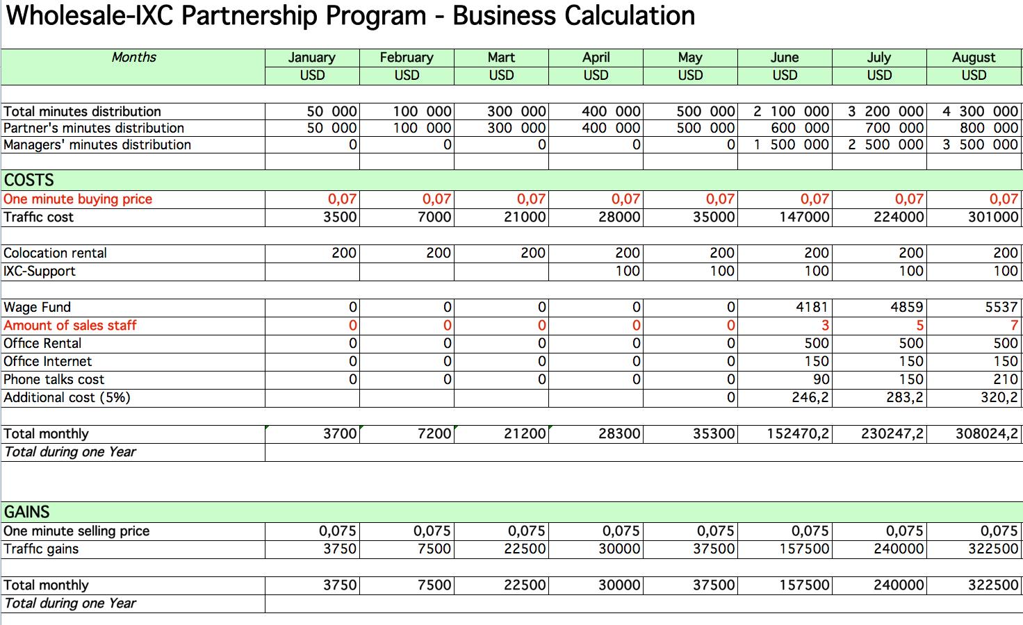 File Business Plan