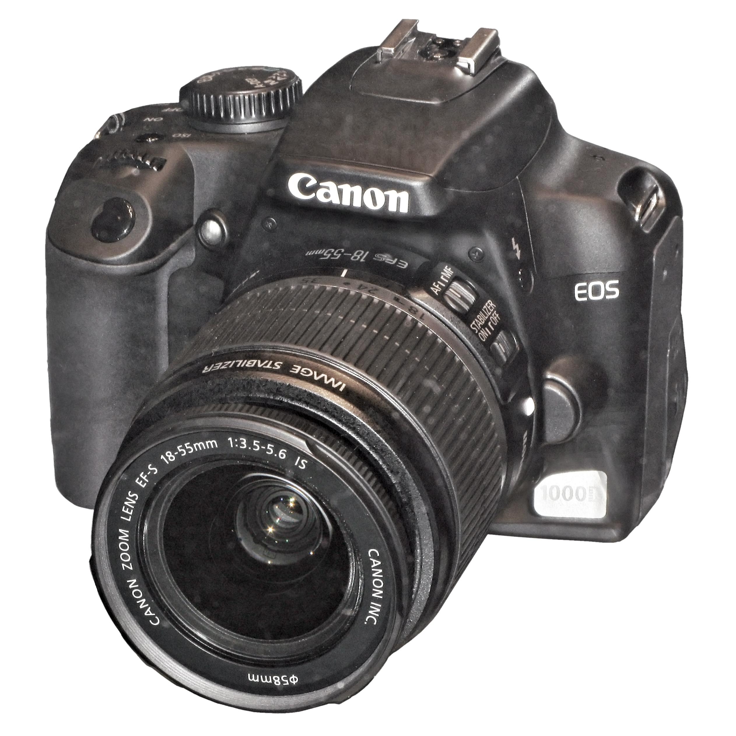canon eos 1000d wikipedia