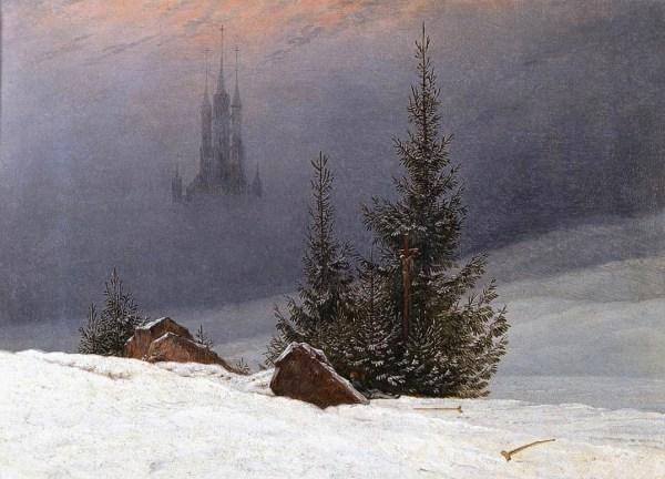 file caspar david friedrich - winter