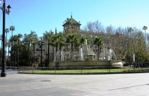 File Fuente De Sevilla & Hotel Alfonso Xiii