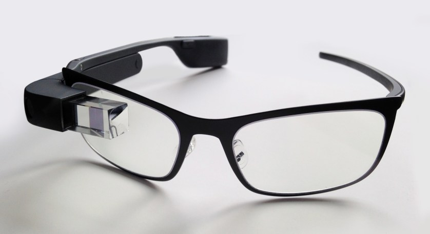 Eyewear Maker Luxottica Working On Second Version Of Google Glass