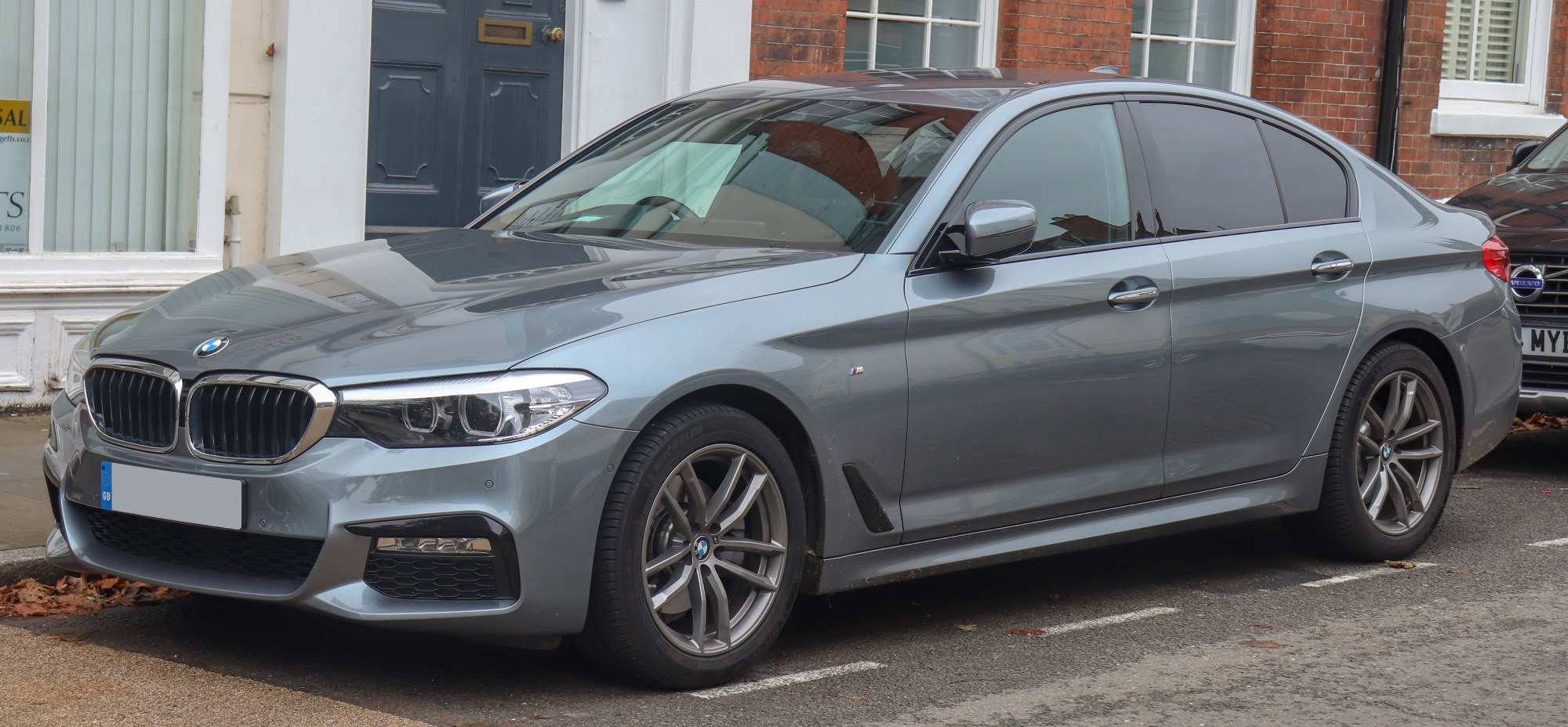 hight resolution of bmw 5 series g30