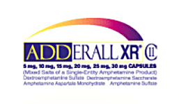 Adderall | New Drug Approvals