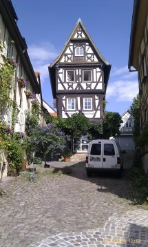 File Bad Wimpfen Elegant Timber-frame House - Panoramio