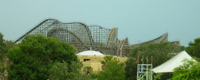 The Fate of Gwazi! – Theme Parks and Travels