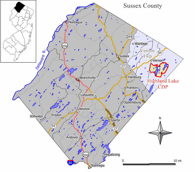 New Jersey Zip Code Search