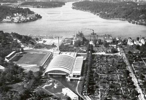 Hornsbergsdepån 1932