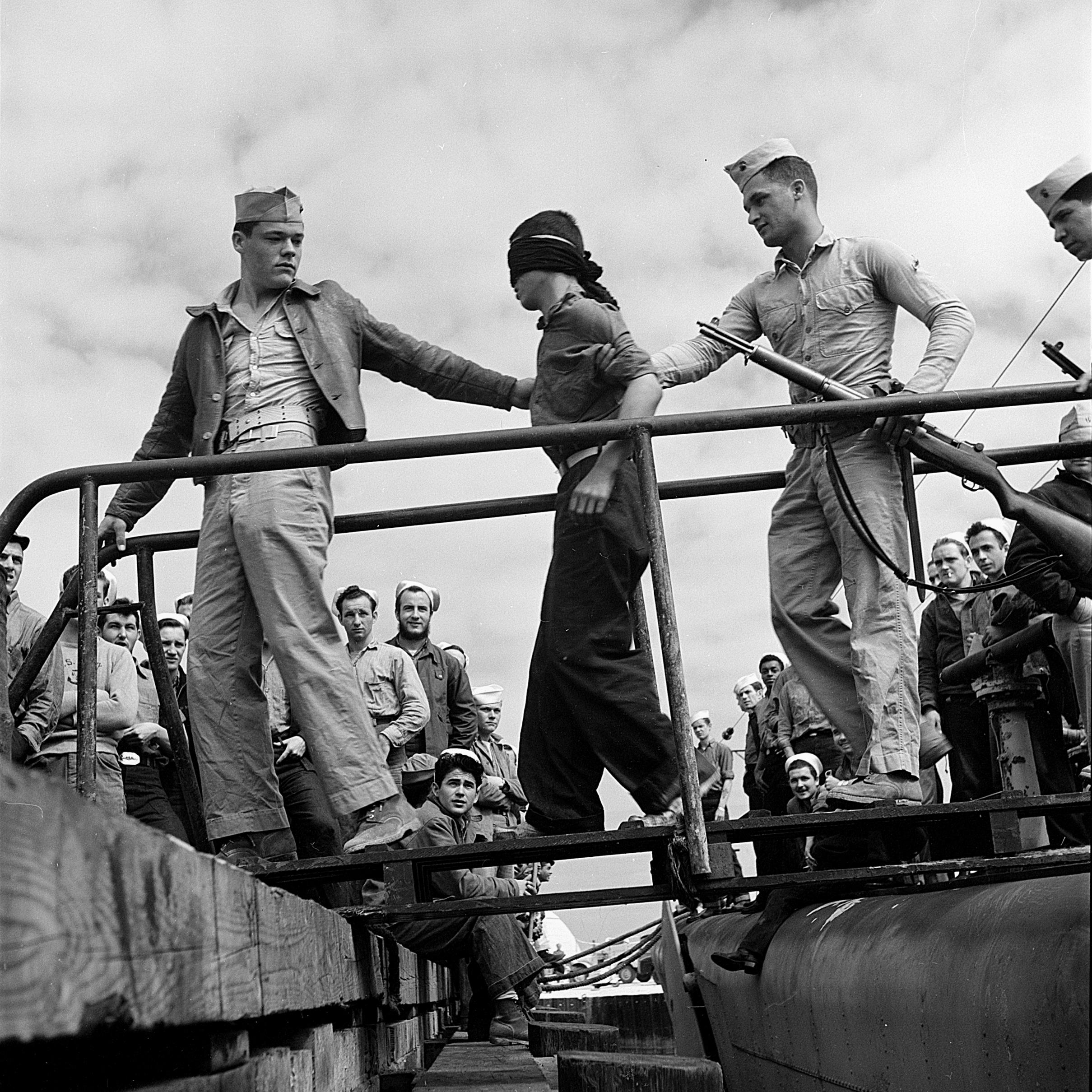 Japanese Prisoners Of War In World War Ii